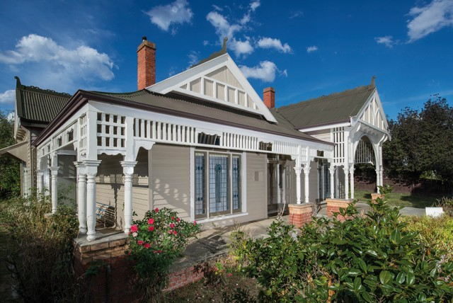 Federation Painting Schemes Traditional Exterior