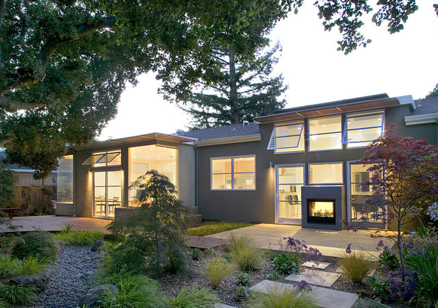 Feldman Architecture contemporary-exterior