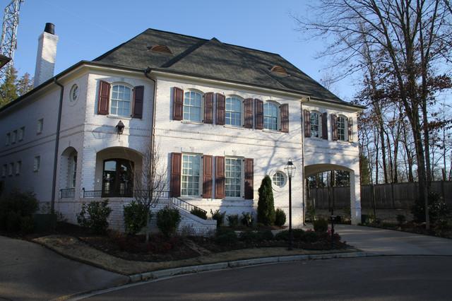 Ferdinand Residence traditional-exterior