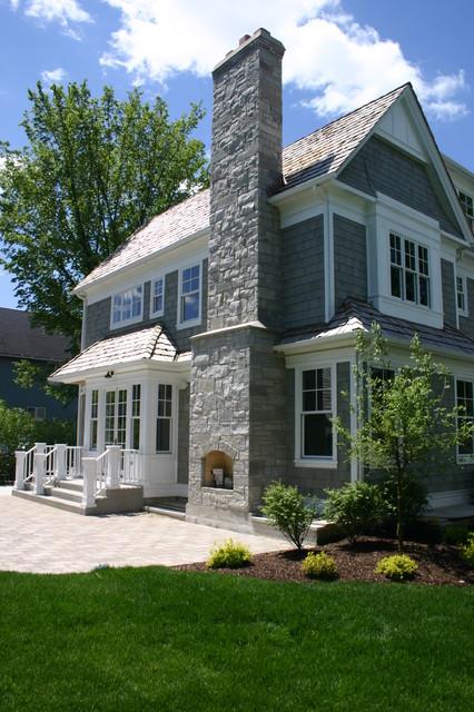 Beach Style Exterior by Fergon Architects, LLC