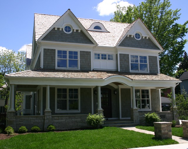 Fergon Architects, LLC traditional exterior