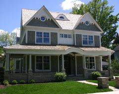 Fergon Architects, LLC traditional-exterior
