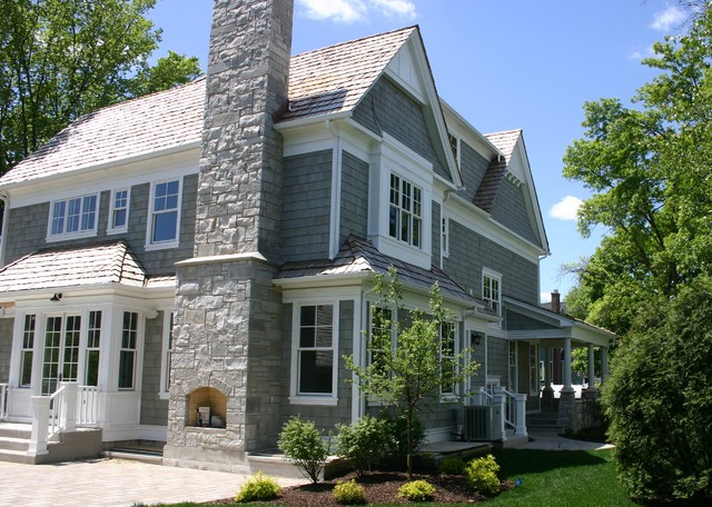 Fergon Architects, LLC traditional-exterior
