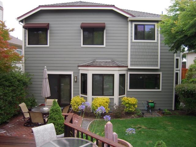 Fiber Cement Traditional Exterior Sacramento By 3 Generations Improve