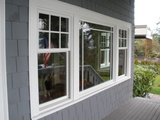 Fiber Glass Windows And French Doors