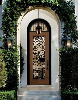 Fiberglass & Steel Doors - Traditional - Exterior - Tampa - by US Door & More Inc