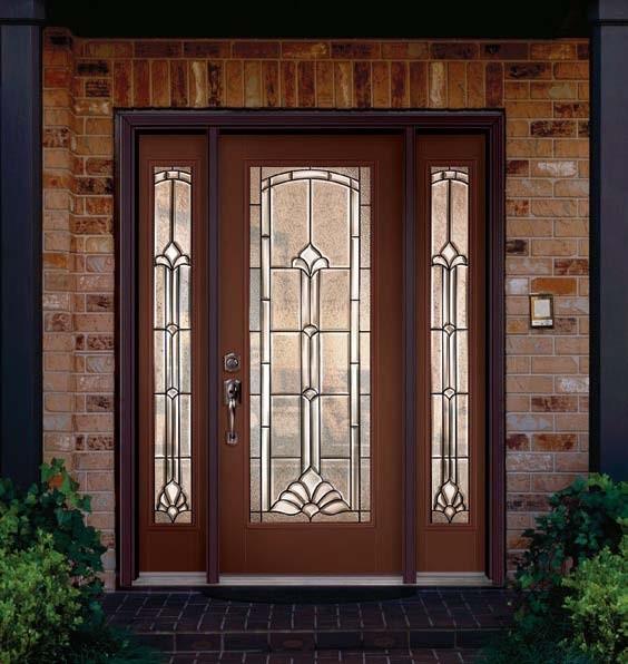 Fiberglass Steel Doors Traditional Exterior Tampa By US Door A