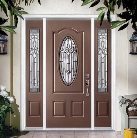Fiberglass & Steel Doors - Traditional - Exterior - Tampa - By Us