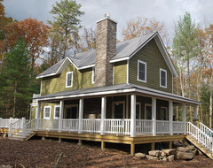 Finished Houses-Exteriors traditional-exterior