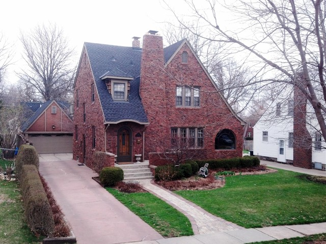 Finished Roofs 2013 Traditional Exterior Omaha By