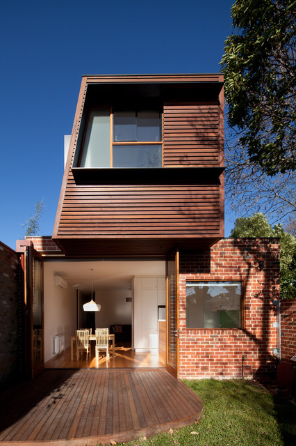Fitzroy North Residence contemporary-exterior