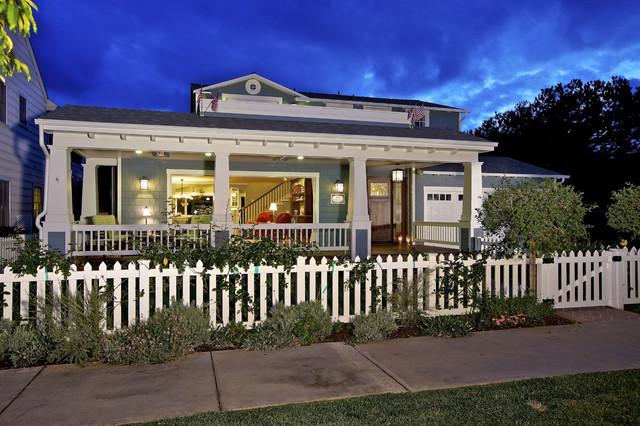 Flora Residence craftsman-exterior