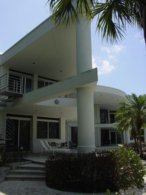 Florida modern-exterior
