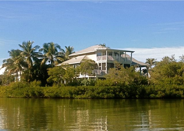 Florida Fantasy home on the water