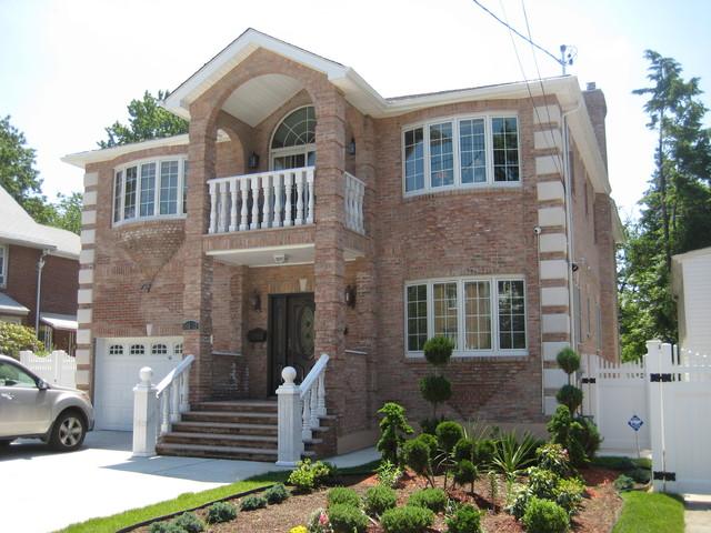 Flushing Residence traditional-exterior