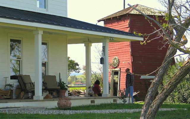 Folk victorian farmhouse for Maison design com
