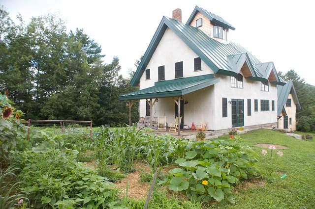Ford-Farlice-Rubio House farmhouse-exterior