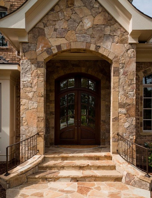 Forest Creek traditional-exterior