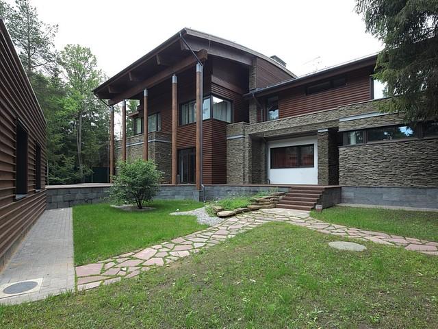 Forester House contemporary-exterior