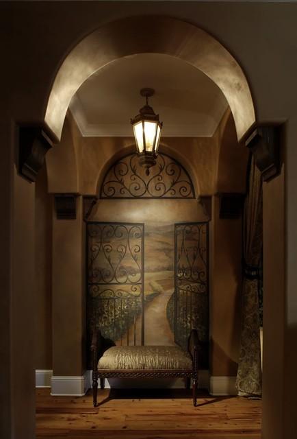 Foyer mediterranean-exterior