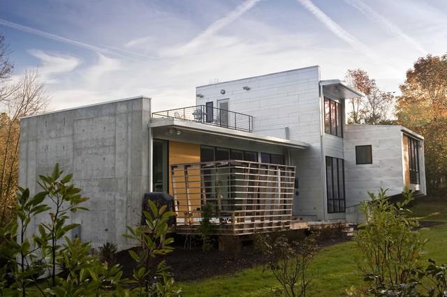 FR Residence contemporary-exterior