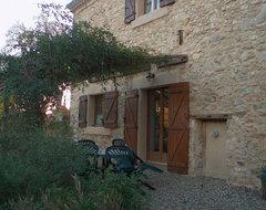 France farmhouse-exterior
