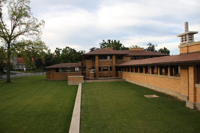Frank Lloyd Wright S The Darwin Martin Complex