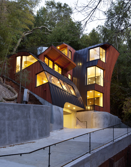 Fred Herring houses california