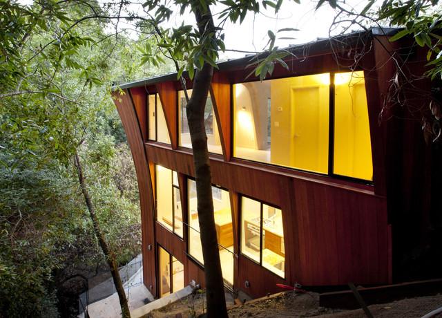 Fred Herring modern-exterior