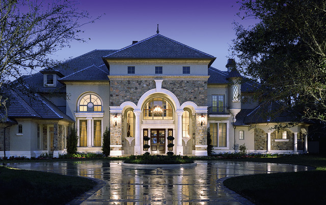 Dream Home Design USA Architects U0026 Building Designers. French Castle  Chateau Du0027Reves Eclectic Manor House Traditional Exterior