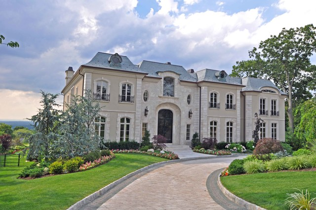 French chateau for Chateau homes