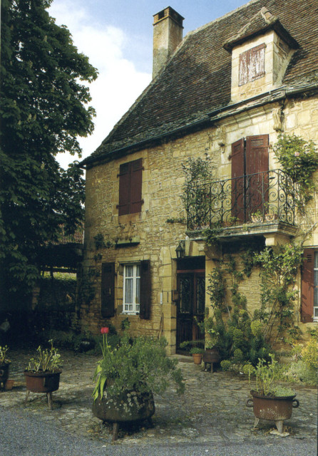 French cottage inspired home traditional exterior French cottage homes