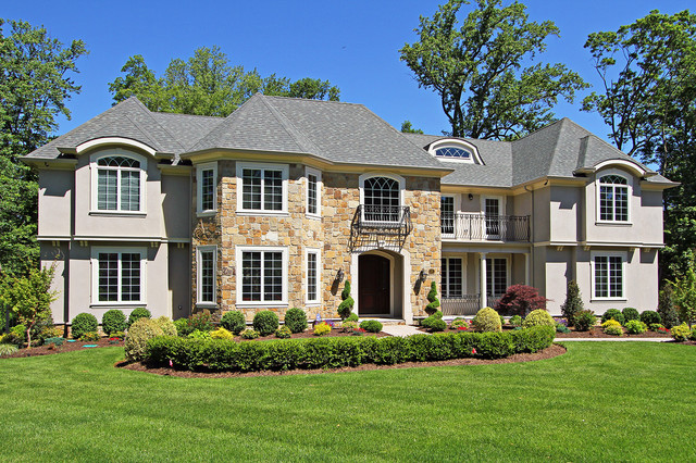 French country colonial house Colonial home builders