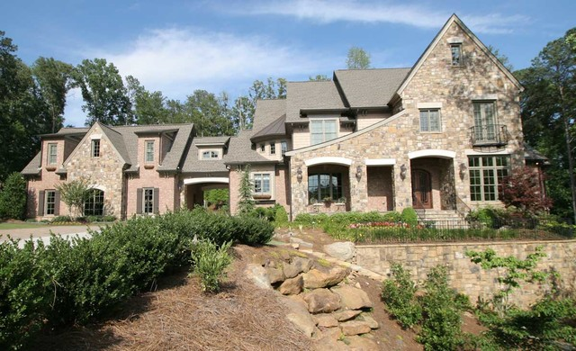 French country elevation traditional exterior for French country elevations