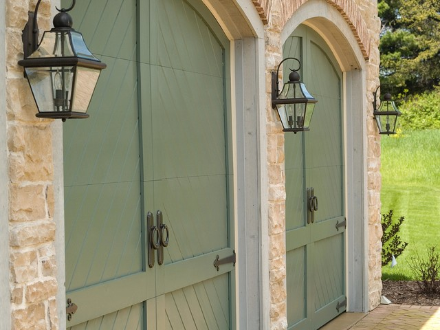 French country for French door styles exterior