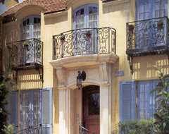 French Country mediterranean-exterior