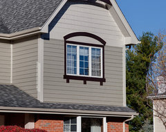 French country transformation traditional-exterior