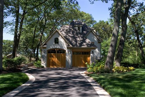 Asphalt driveway types of driveways