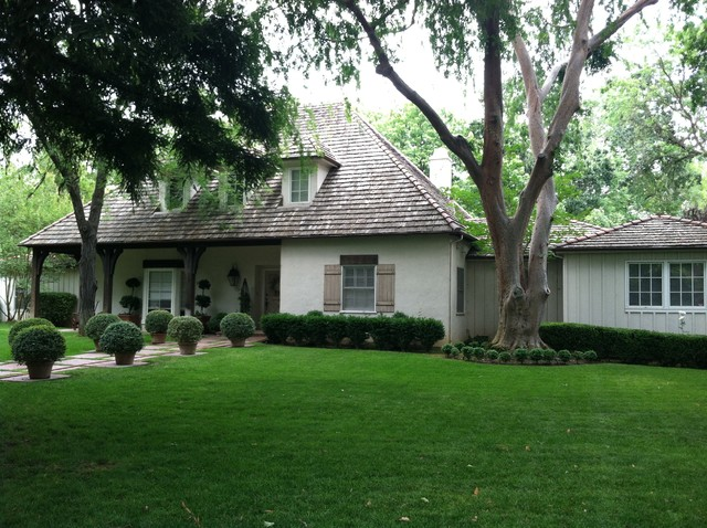 French Creole Remodel Traditional Exterior