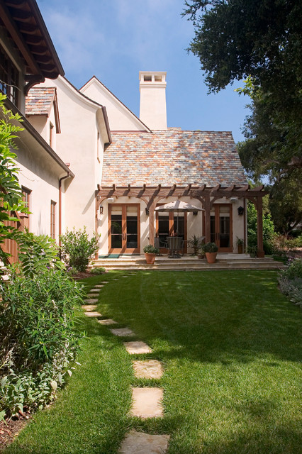 French french country for French mediterranean house