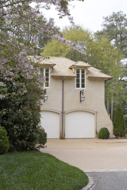 French Renovation traditional-exterior