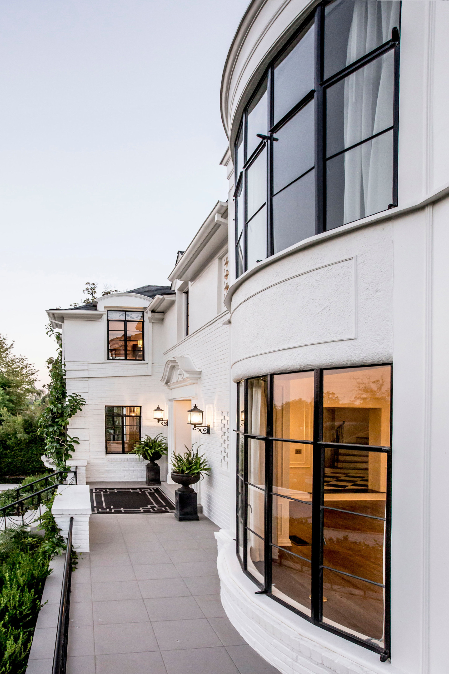 French Revival Residence in Holmby Hills