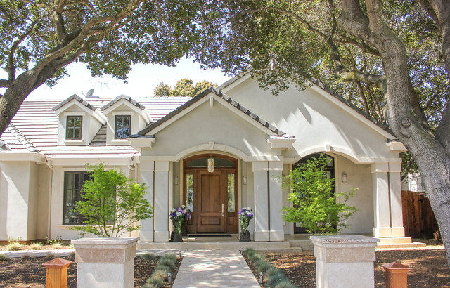 French Style Home Traditional Exterior San Francisco