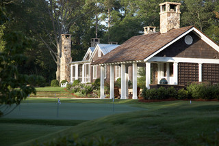 From Pre-Fab to Farmhouse - Traditional - Exterior - atlanta - by Historical Concepts