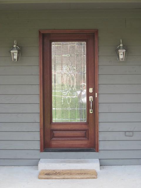 Front Door & Shutters contemporary-exterior