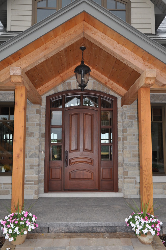 Few Important Insights on Entrance Doors