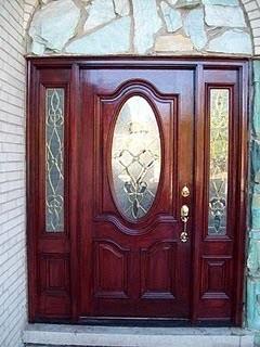 Front Door traditional-exterior
