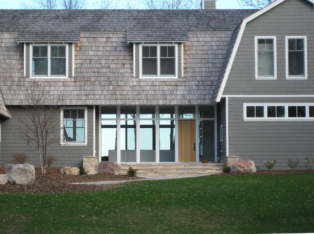 Front Door beach-style-exterior