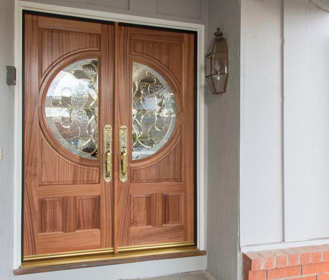 Front Doors In Foster City Traditional Exterior San Francisco By Interior Door