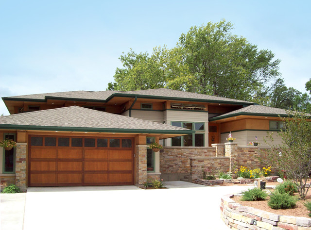 Front Elevation Eclectic Exterior Milwaukee By